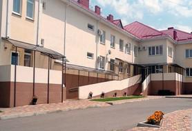 Выселковский дом-интернат здание