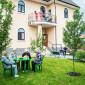 Досуг на территории дома престарелых в Кокошкино