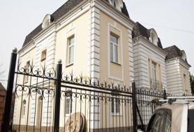 Главное здание пансионата «Подмосковные вечера»