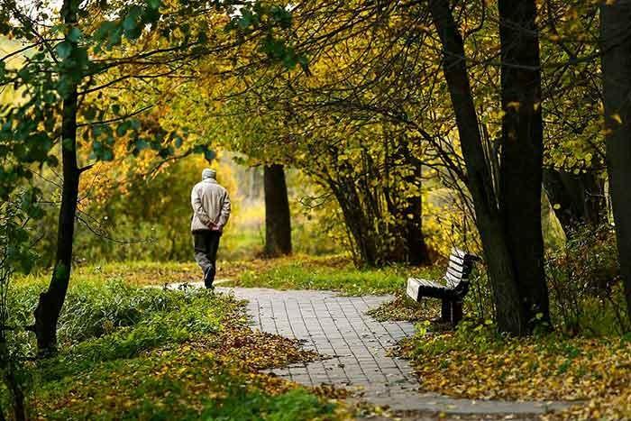Психология пожилых людей