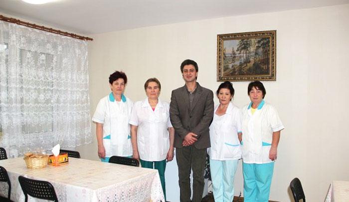 Персонал дома престарелых Серпухов