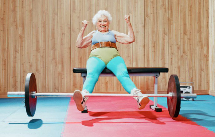 Правильный образ жизни в пожилом возрасте