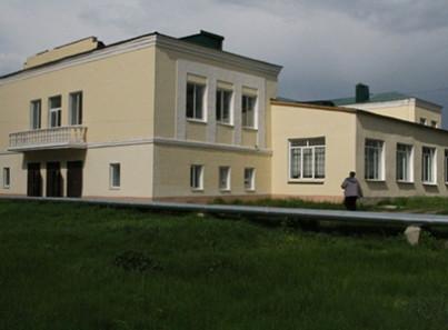 Бековский пансионат ветеранов войны и труда