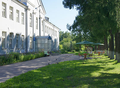 Чкаловский дом-интернат