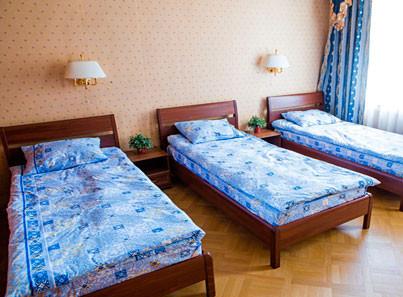 Спальня пансионата Се Ля Ви