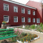 Главное здание дома-интерната