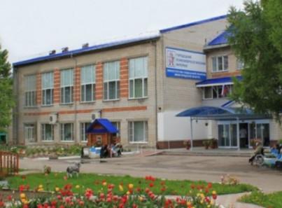 Главное здание Городецкого интерната