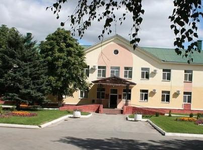 Здание Липецкого дома-интерната