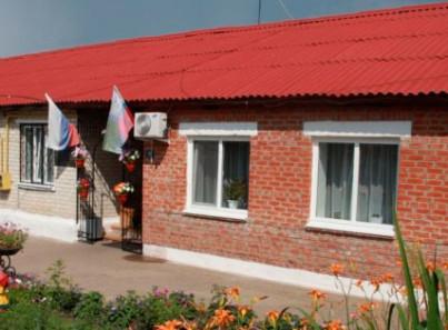 Илёк-Кошарский дом-интернат