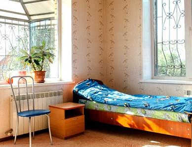 Внешний вид комнаты пансионата «Совместный рост»