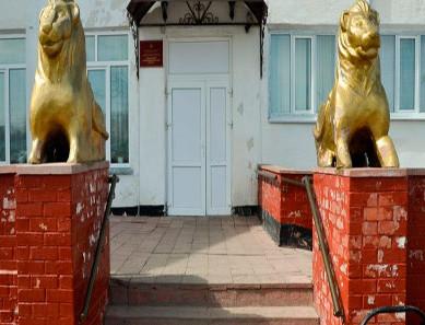 Марьяновский дом-интернат