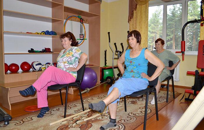 Пансионат для пенсионеров в ярославле