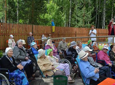 Атамановский дом интернат для престарелых и инвалидов забайкальского края