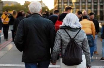 Пожилые люди в Европе