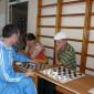Турнир по шашкам в интернате