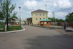 Главное здание Трубчевского интерната