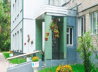 Пансионат для пожилых людей в ленинградской области гатчина