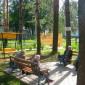 Отдых во дворе