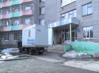 Железногорский дом интернат Курская область