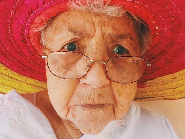 Злая бабуля