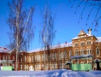 Большераковский пансионат для инвалидов