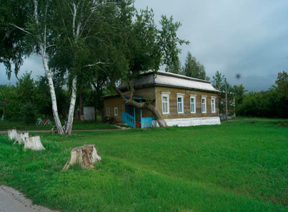 Большетолкайский дом-интернат для престарелых
