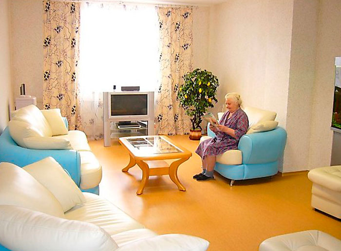 Пансионат для пенсионеров зеленоград