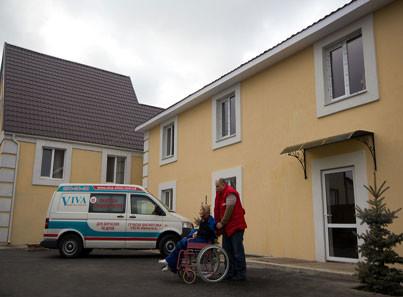 Дом-пансионат (семейного типа) для пожилых людей «Родной очаг»