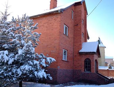 Частный дом престарелых «Пансион» в Борисполе