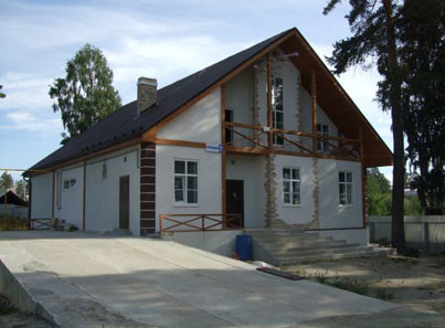 Дом престарелых на улице Прохладная