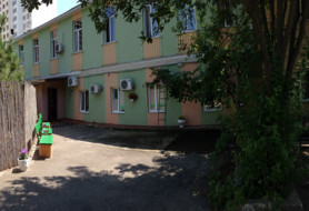 Дом престарелых «У моря» в Одессе