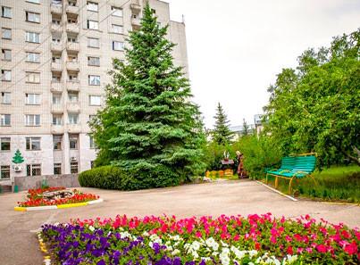 Геронтологический центр в Ульяновске