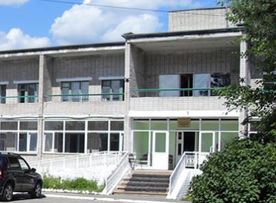 Главное здание Верхне-Курьинский геронтологический центра