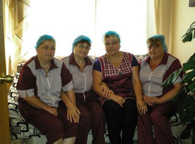 Рамонский дом интернат для престарелых и инвалидов
