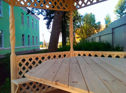 Пансионат для инвалидов за городом в москве