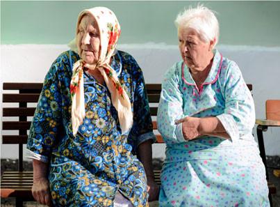 Лекция по уходу за лежачими больными