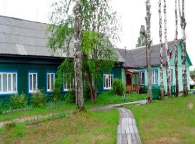 Калининский дом-интернат