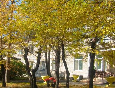 Хабаровский дом-интернат №2