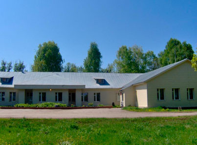 Кинель-Черкасский пансионат милосердия для ветеранов труда