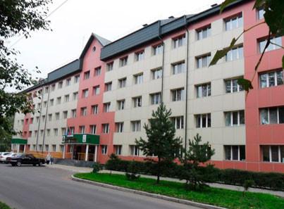 Комсомольский-на-Амуре специальный дом ветеранов