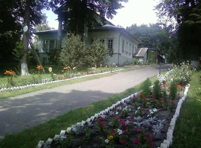 Ковернинский дом интернат
