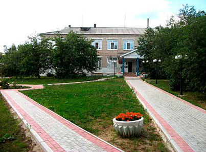 Краснобаковский Дом-интернат