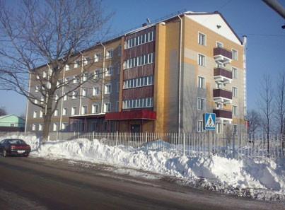 Макаровский дом-интернат