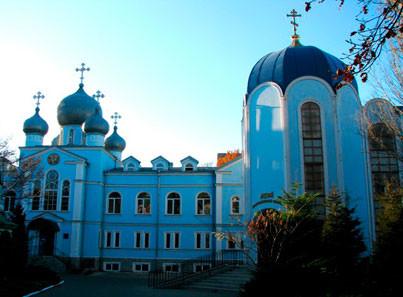 Свято-Архангело-Михайловский женский монастырь