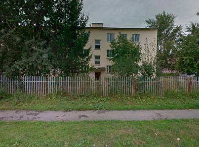 Дом-интернат Орджоникидзевского района