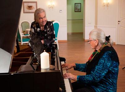 Дом для пожилых людей в пушкине спб