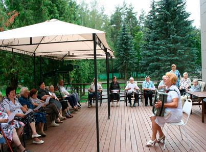 Теплые беседы пансионат для пожилых вакансии москва