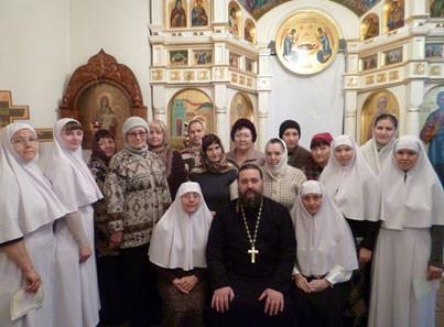 Православная патронажная служба в Кемерово