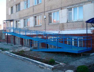 специальный дом-интернат для престарелых и инвалидов