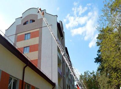 Телеханский психоневрологический дом-интернат для престарелых и инвалидов